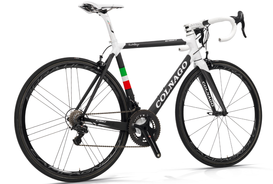 Colnago 2016 Bikes Unveiled At Eurobike - Glory Cycles